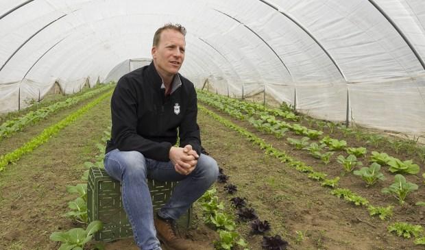 Iniatiefnemer van Herenboeren NL, Geert van der Veer