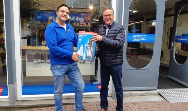 Ramon van der Meulen en Hans Wester.