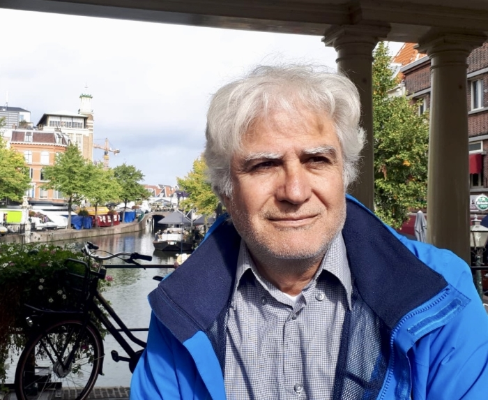 Nizar: eerst cliënt, nu collega bij VluchtelingenWerk