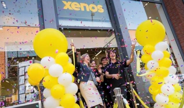 stockfoto Xenos