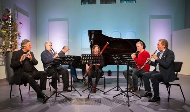 Beluister het Hexagon Ensemble op zaterdag 28 september met Moessorgski's 'Schilderijententoonstelling'.