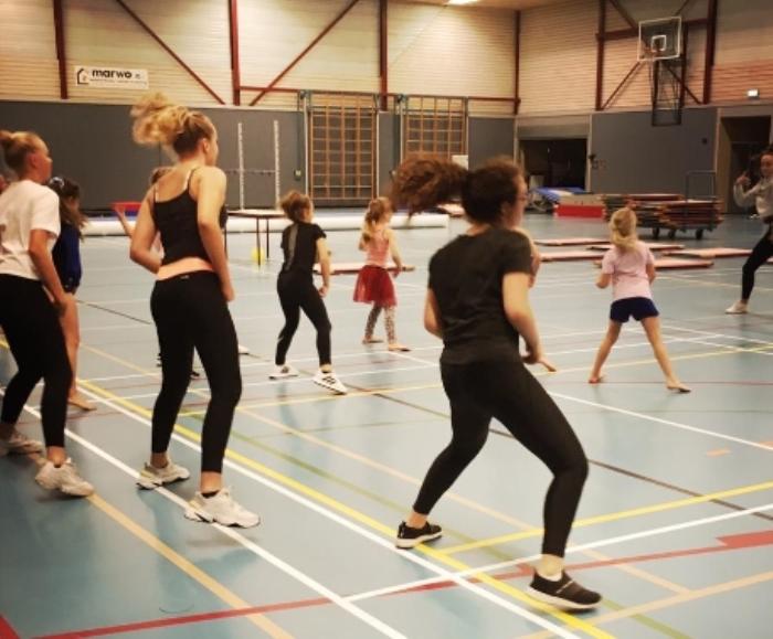 Dansworkshop Bindelwijk