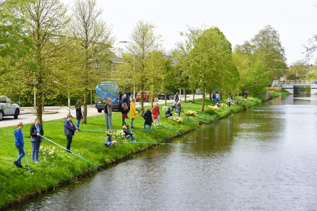 Sportvisserij Midwest Nederland © BDU