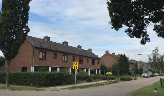 De bewoners van de Vestiawoningen aan de Englaan rapporteerden de meeste tekortkomingen aan hun huizen.