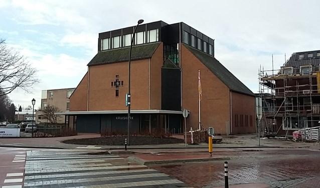 De Kruiskerk is één van de deelnemende kerken aan de Kerkproeverij.