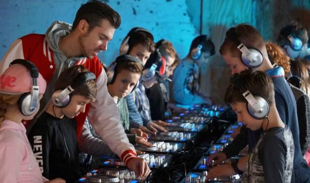 DJ Workshop voor kids.