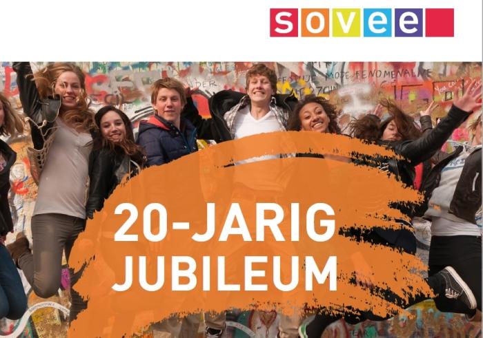 uitnodiging jubileum SOVEE