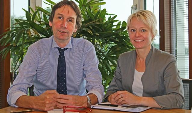 Floor Gordon en Herbert Raat geven hun visie op hoe volgens hen Amstelveen moet gaan groeien richting 125.000 inwoners.
