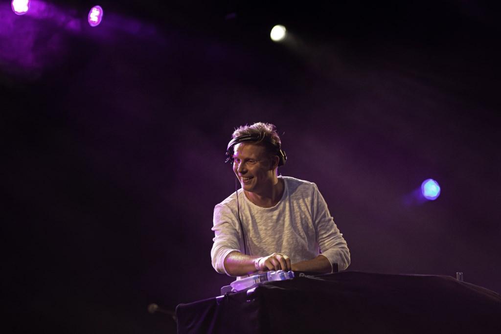 DJ Chiel Theo Beumer © BDU Media