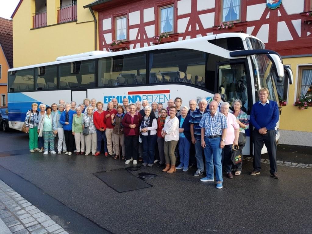 De busreizen zijn populair.    © BDU media