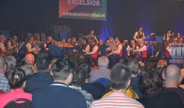 Een gevarieerde muziekavond bij Excelsior