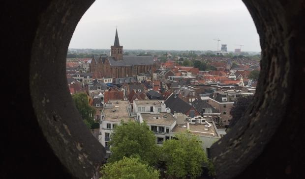 <p>Binnenstad Amersfoort</p>