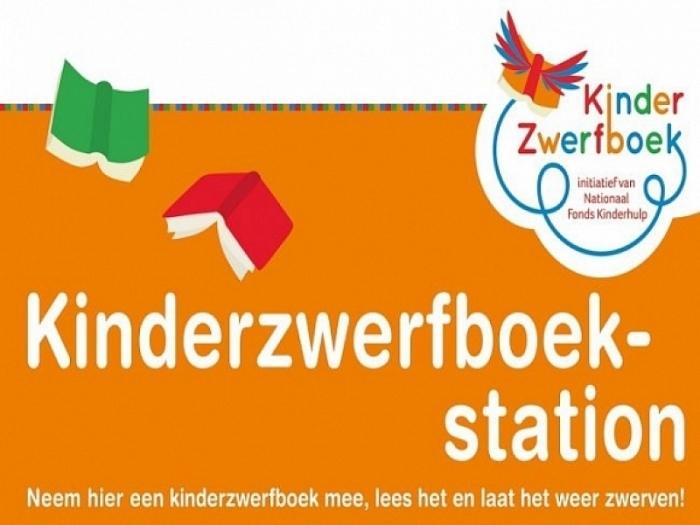 Kinderzwerfboeklogo Kinderzwerfboek © BDU Media