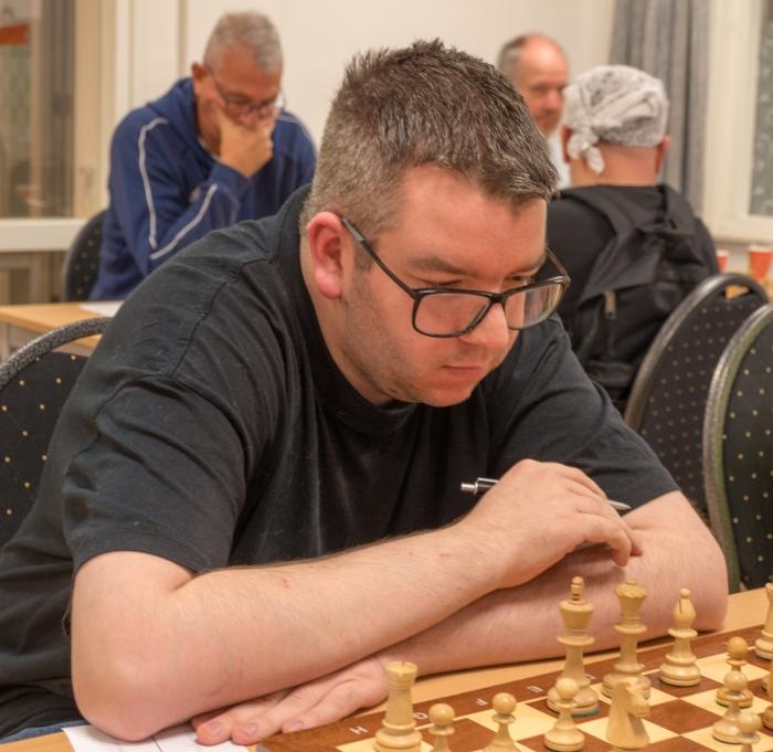 Roland Kop speelde een sterke partij