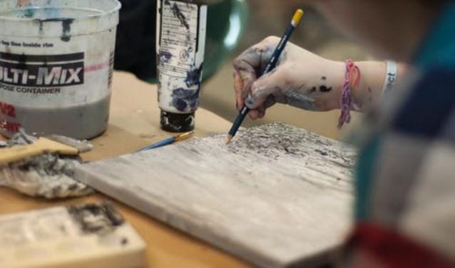 Marjolein van der Stoep organiseert vanaf februari een Kunst Krachttraining.
