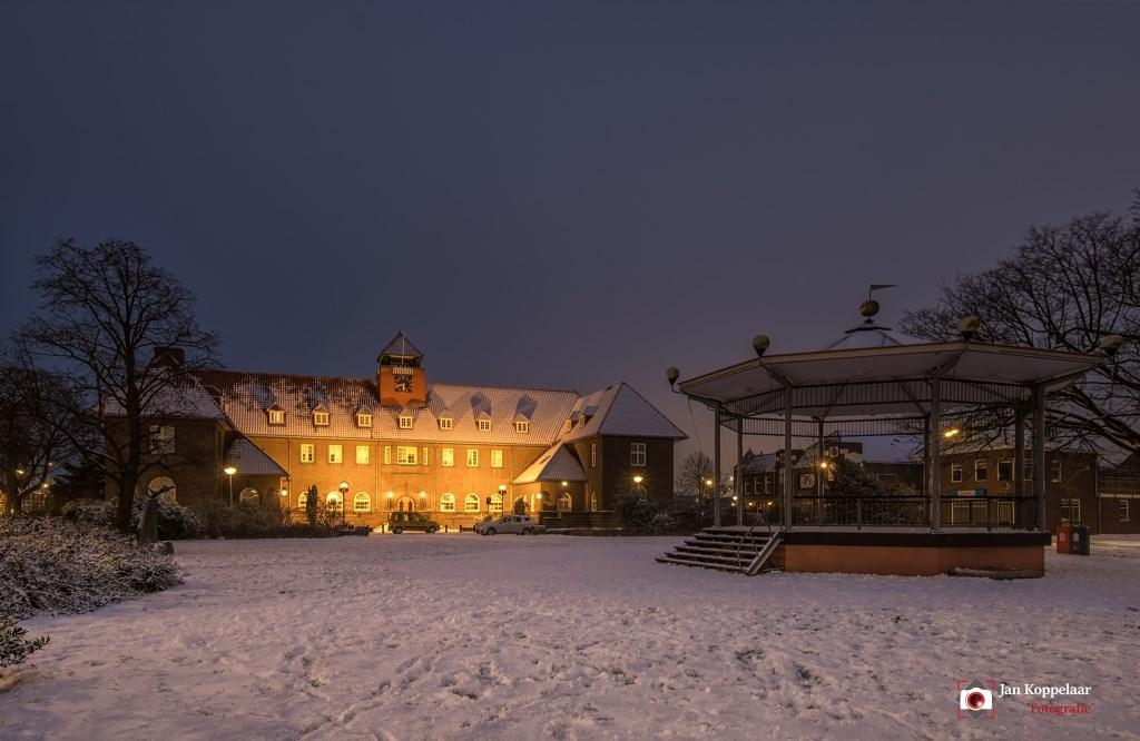 In januari begon het jaar goed met sneeuw. Jan Koppelaar Fotografie © BDU media
