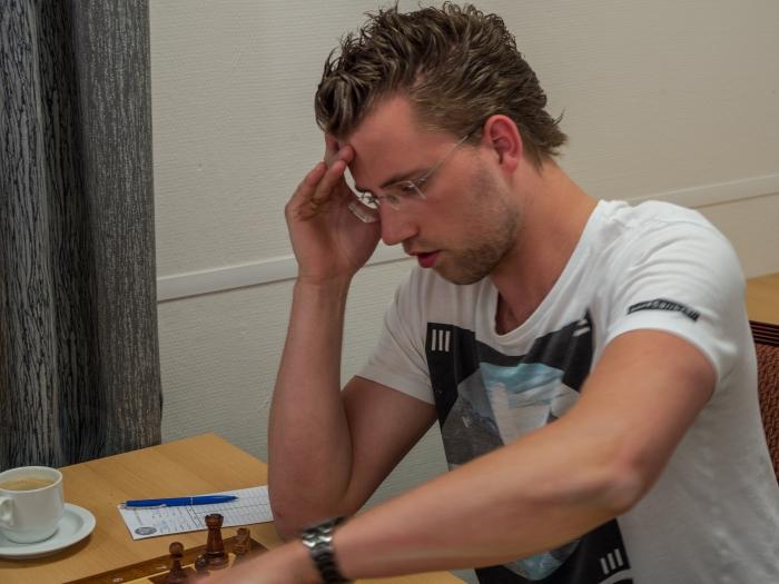 Titelverdediger Niels op jacht naar de koppositie
