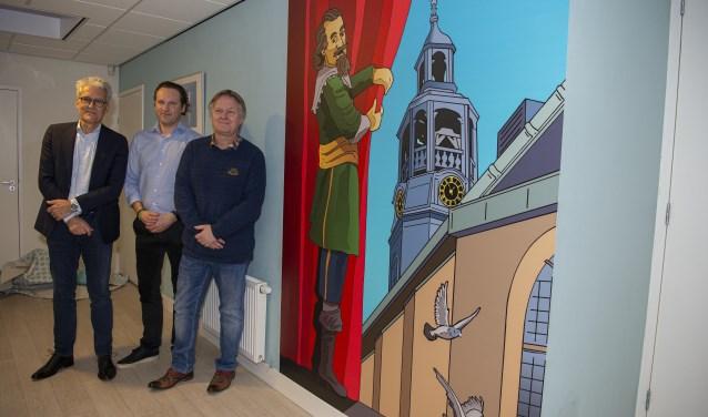 Erik Groot, Casper Maasdam en Eric Coolen