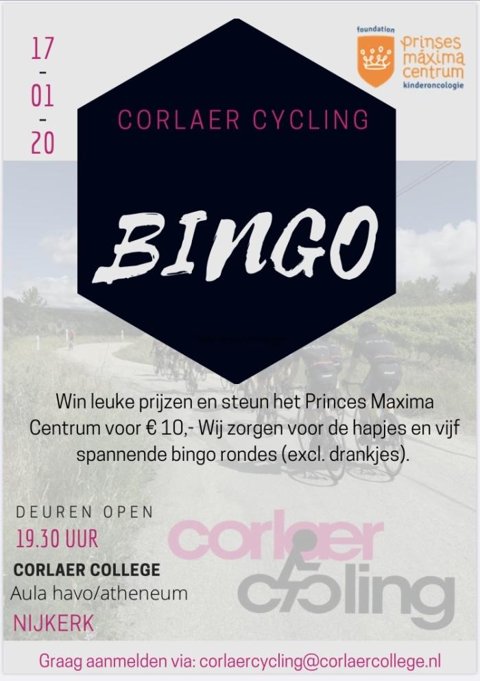 Flyer bingo