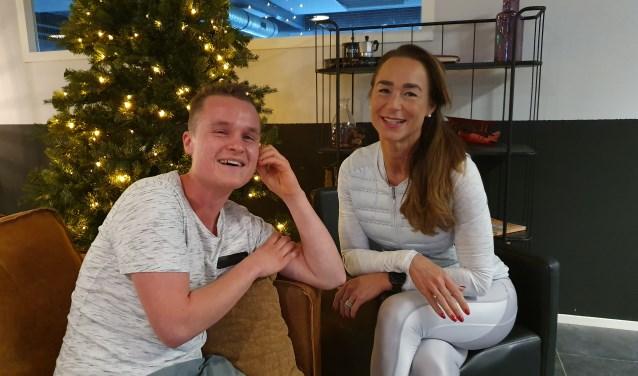 Kaj en zijn begeleider Lisette maken zich in 2020 sterk voor de volgende droom van Kaj: de marathon van Berlijn.
