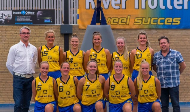 RiverTrotters dames 1