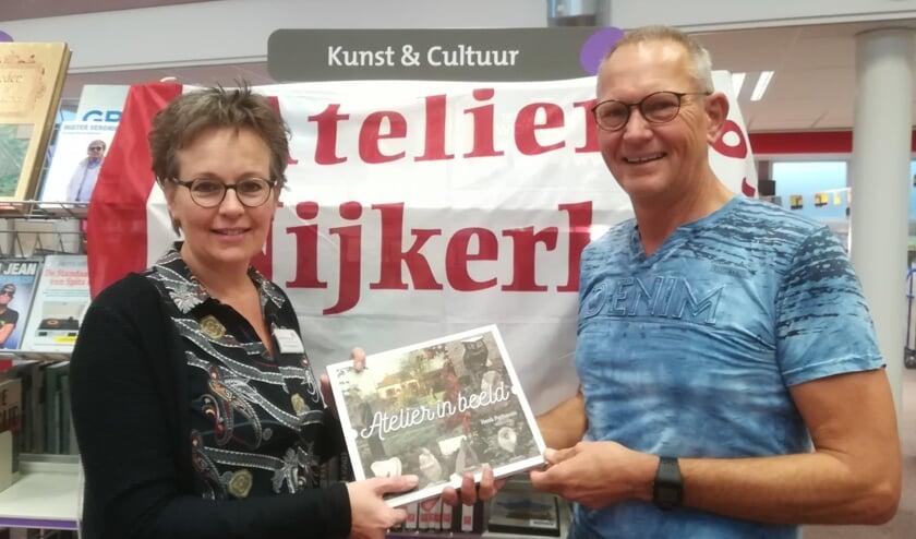Op Hemelvaartsdag 21 mei en vrijdag 22 mei vindt de twaalfde editie van de Atelierroute Nijkerk plaats.