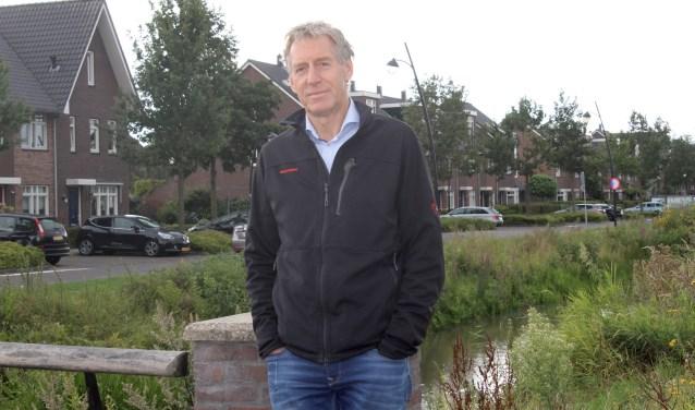 Frans ter Maten voor de Leusdergrift: ,,Tegenwoordig zit het waterschap nog nadrukkelijker aan de ontwikkeltafels.''
