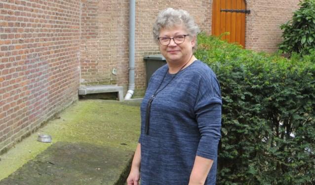 Zwanie Erkelens vindt het doen van vrijwilligerswerk vanzelfsprekend.