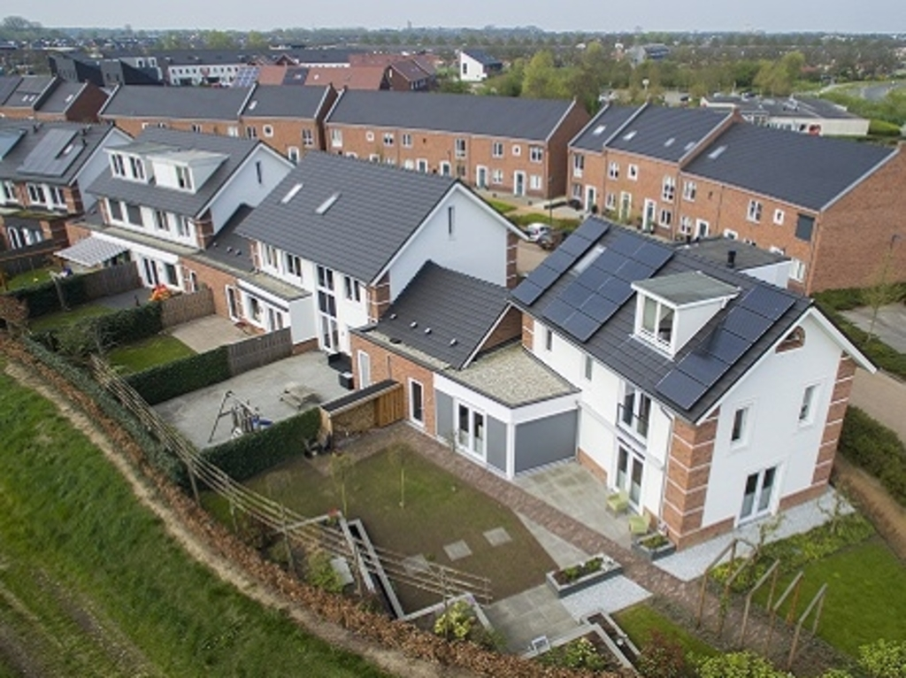 <p>Woningbouw in Hoog Dalem</p>