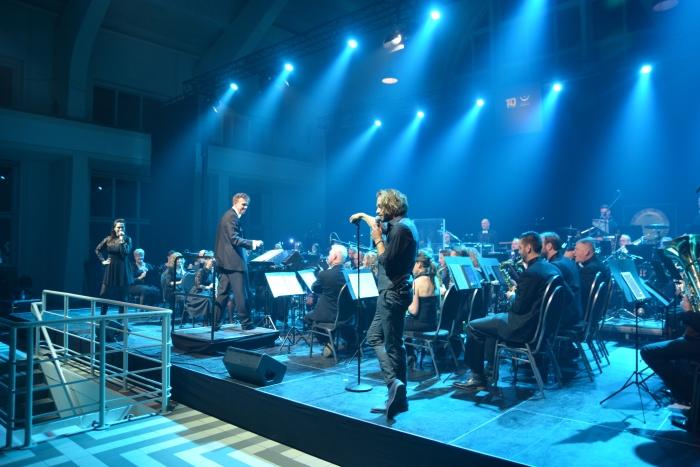 Barnevelds Philharmonisch Orkest in actie
