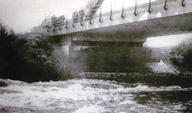 In de nacht van 31 januari 1953 liep de polder vol water …