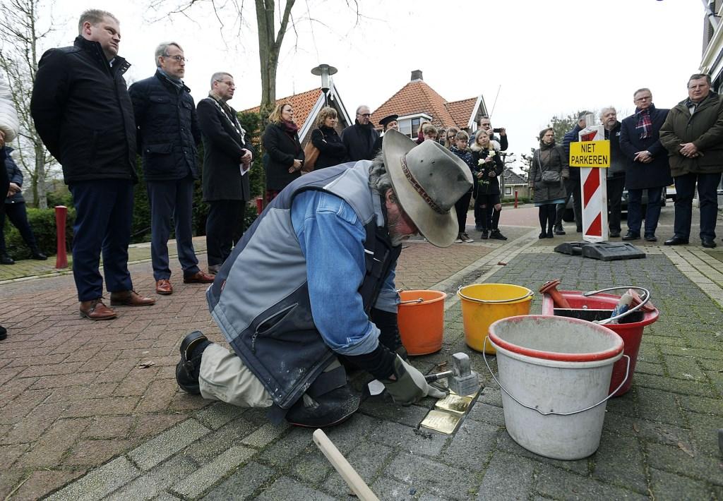 Op De Buurt worden in maart stolpersteine geplaatst.  Richard van Hoek Fotografie © BDU media