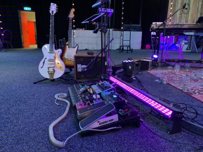 gitaren en gitaareffecten