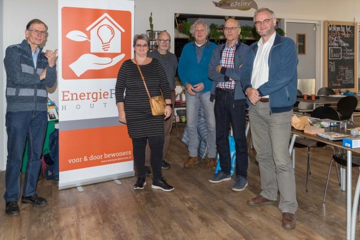 De Houtense energieambassadeurs