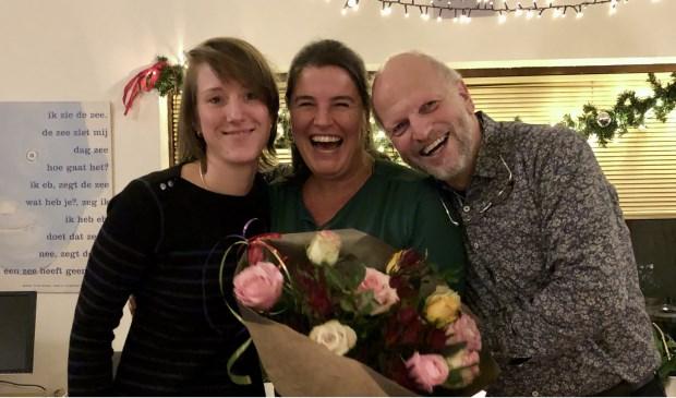 Mathilde Overvest, Monique Munters en Martin Beeres vormen samen maatschap Praktijk Parklaan.