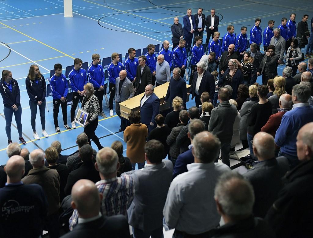 In maart overleed sportverslaggever en verenigingsman Wim van Mourik. Richard van Hoek Fotografie © BDU media