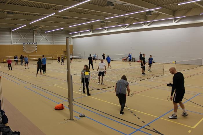 sportzaal Huis van Eemnes.