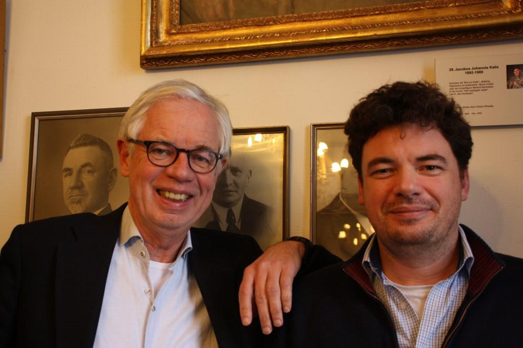 Joep en Michiel Athmer Nanda van Heteren © BDU media