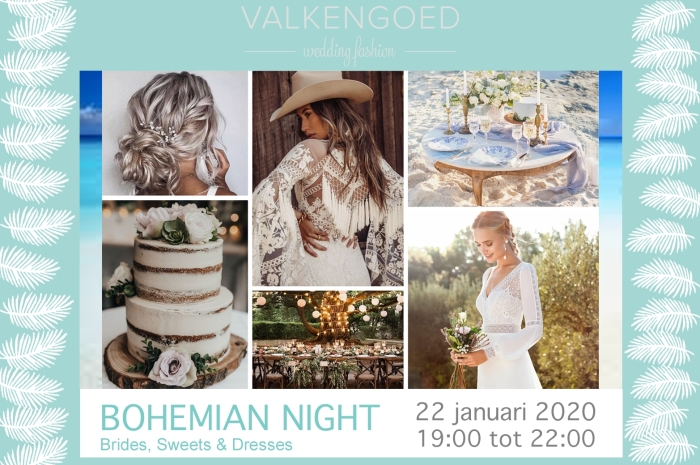 Bohemian Night 2020 - Valkengoed Wedding Fashion Amersfoort