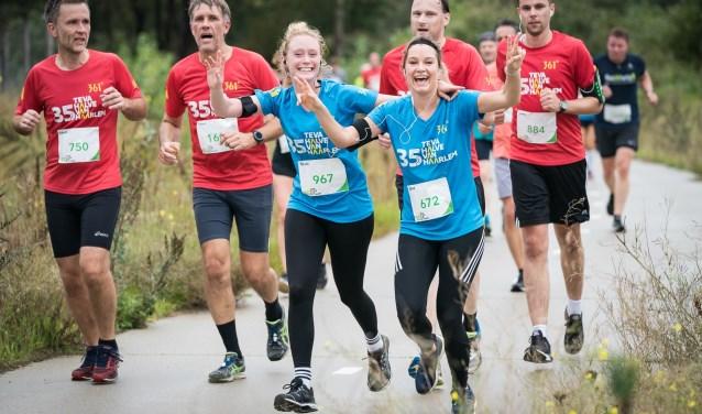 Zes keer hardlopen in de Haarlemse regio.