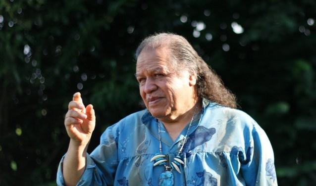 Sjamaan Jorge Nopaltzin