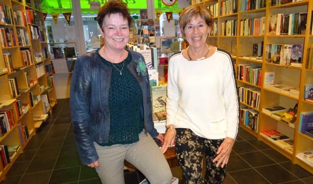 Hilma Bruinsma en Ellen du Cloux maken deel uit van het bestuur