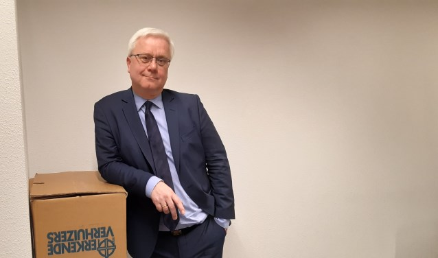 Eric Balemans nog voor zijn benoeming als VVD wethouder