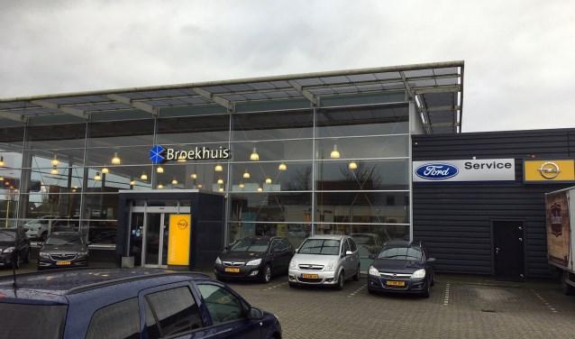 Sinds 1 januari is Broekhuis Barneveld naast Opel-dealer ook Ford-dealer.