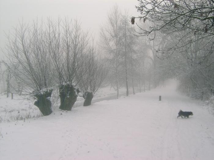 winterwandeling museum De Koperen Knop © BDU media
