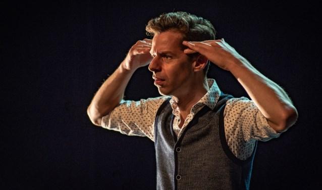 Brein-jongleur Jochem Nooyen.