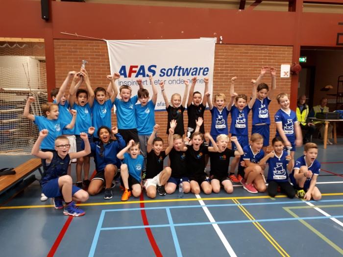 Winnaars groep 5,6. Inge © BDU media