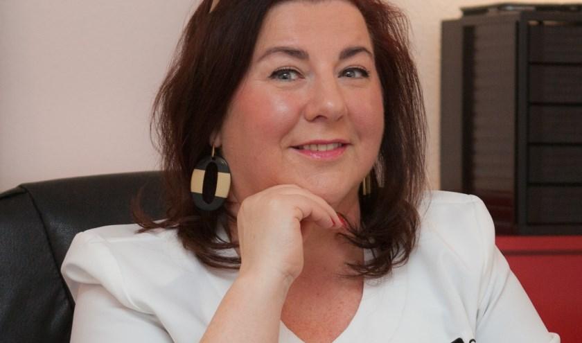 """,,Voor elke cliënt hebben wij nu een oplossing"""", aldus Jeanette Veldhuizen."""