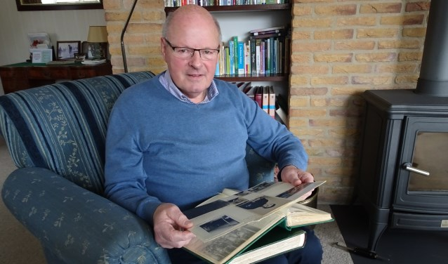 Hans van Beek (1943) haalt herinneringen op aan hoe hij als kind ronddwaalde in Putten in de jaren vijftig.