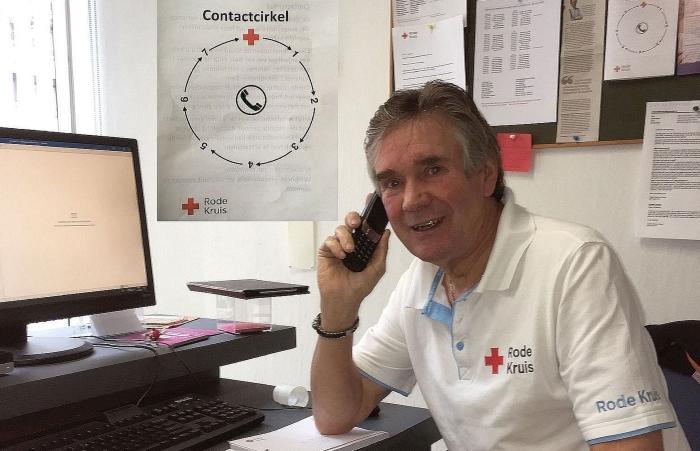 Contactcirkel Rode Kruis